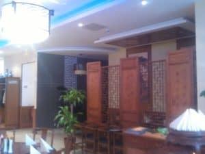 Blick ins Restaurant Asia 5 Sterne