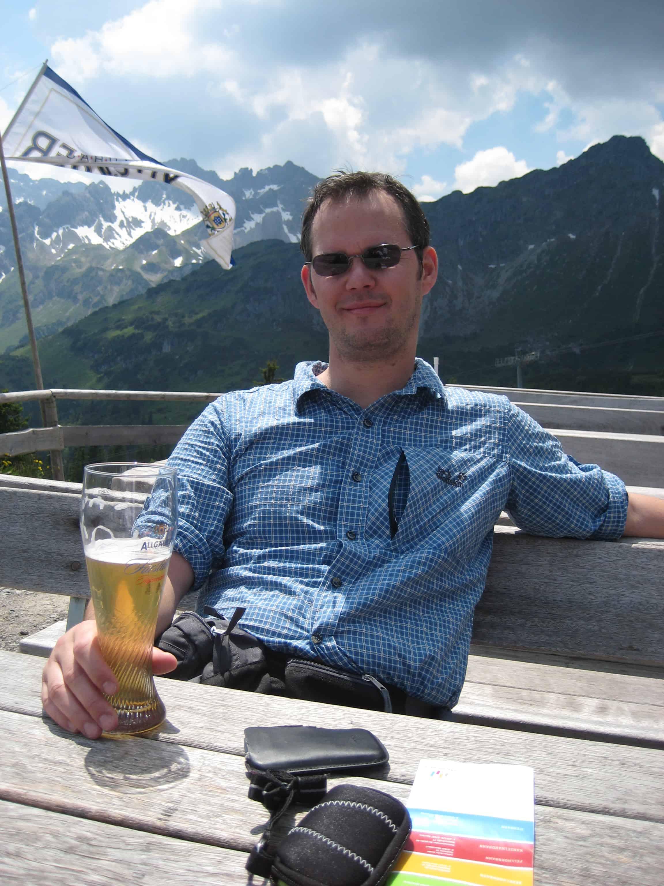 Vorfreude auf eine Woche Oberstdorf und das Barcamp Bodensee