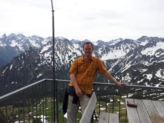 Urlaub in Oberstdorf – schön war's
