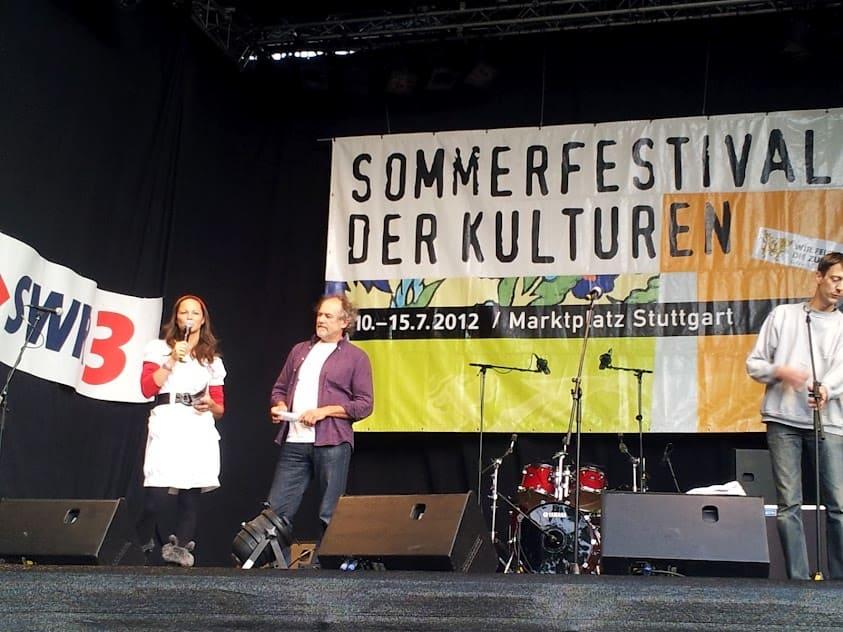 Sommerfestival der Kulturen 2012 in Stuttgart – Tag 5