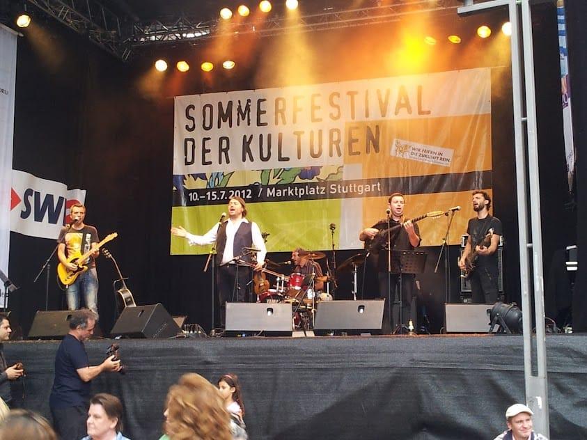Sommerfestival der Kulturen 2012 in Stuttgart – Tag 4