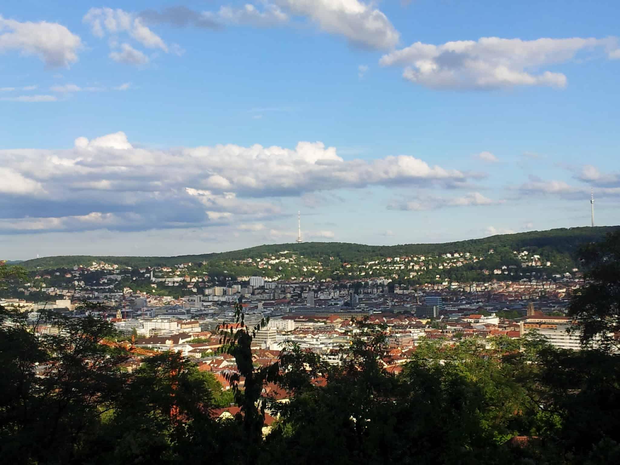 Stuttgart – meine Liebe