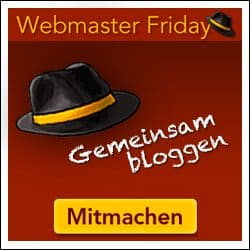 Logo des Webmasterfriday