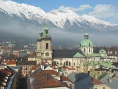 Ausblick vom Stadtturm Innsbruck - Bild 3