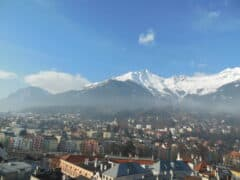 Ausblick vom Stadtturm Innsbruck - Bild 1