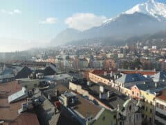 Ausblick vom Stadtturm Innsbruck - Bild 4