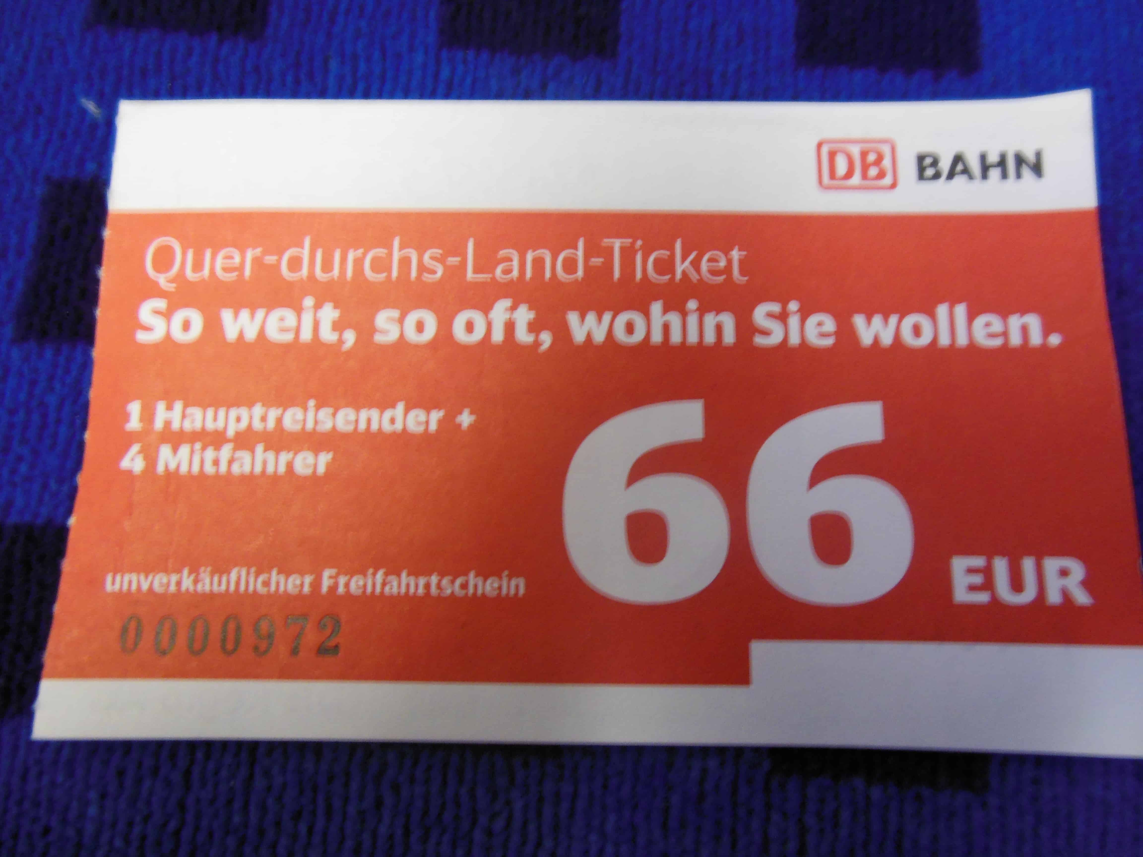Railtrip nach Bamberg