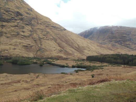 See in Schottland