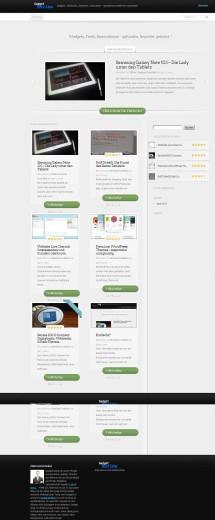 ScreenShot von Gadget Review
