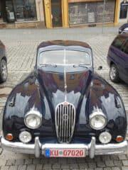 Jaguar in Kulmbach (Auto)