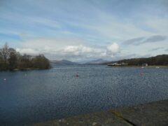 Bilder vom Loch Lomond