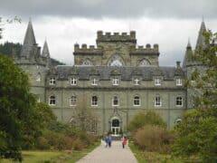 Bild vom Inveraray Castle