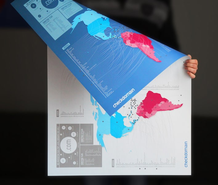 Bild von der domain Weltkarte