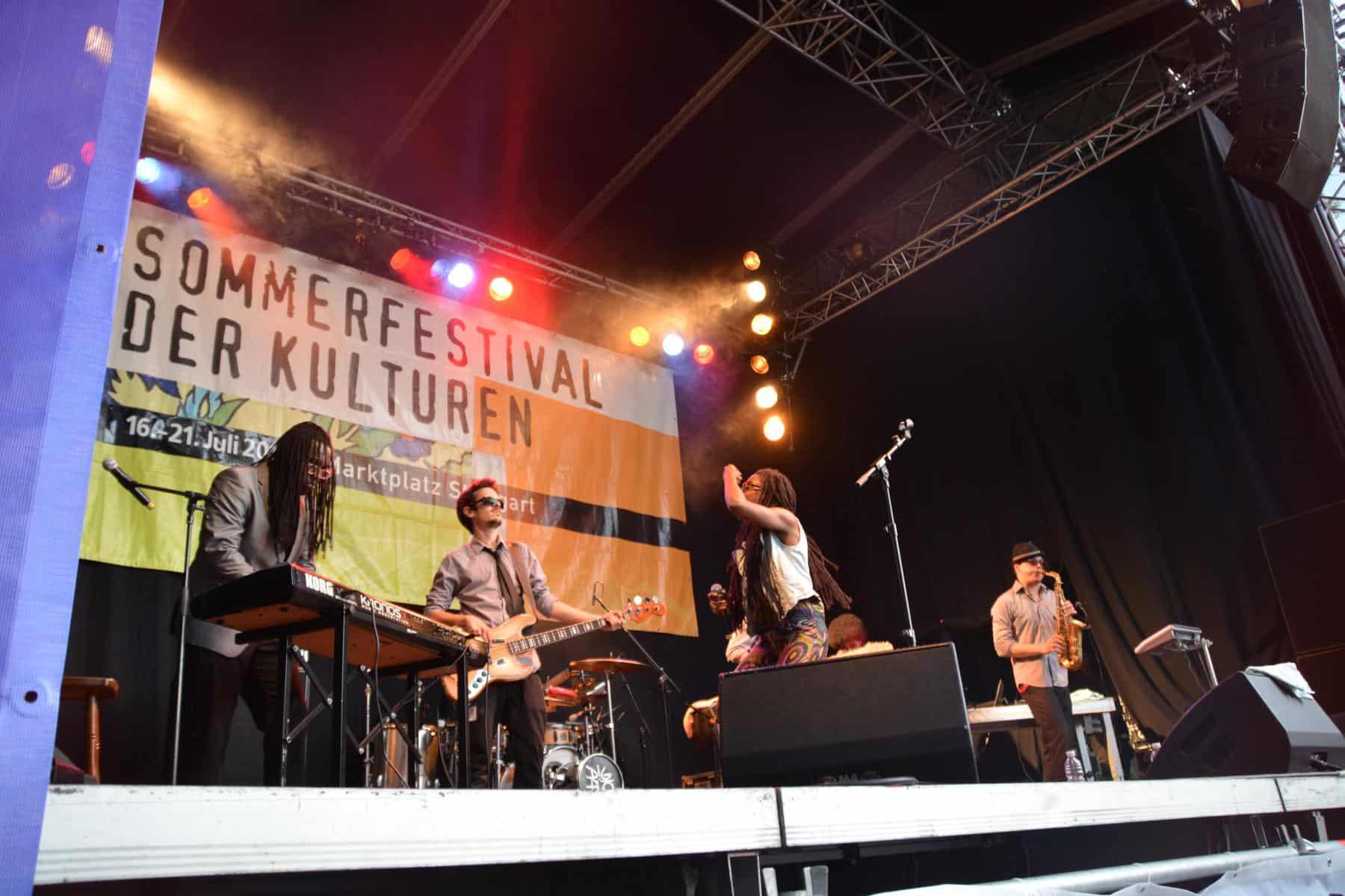 Sommerfestival der Kulturen 2013 in Stuttgart: Sonntag – schon wieder alles vorbei