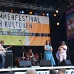 Toni Kitanovski & Cherkezi Orchestra aus Mazedonien auf dem Sommerfestival der Kulturen 2013 in Stuttgart