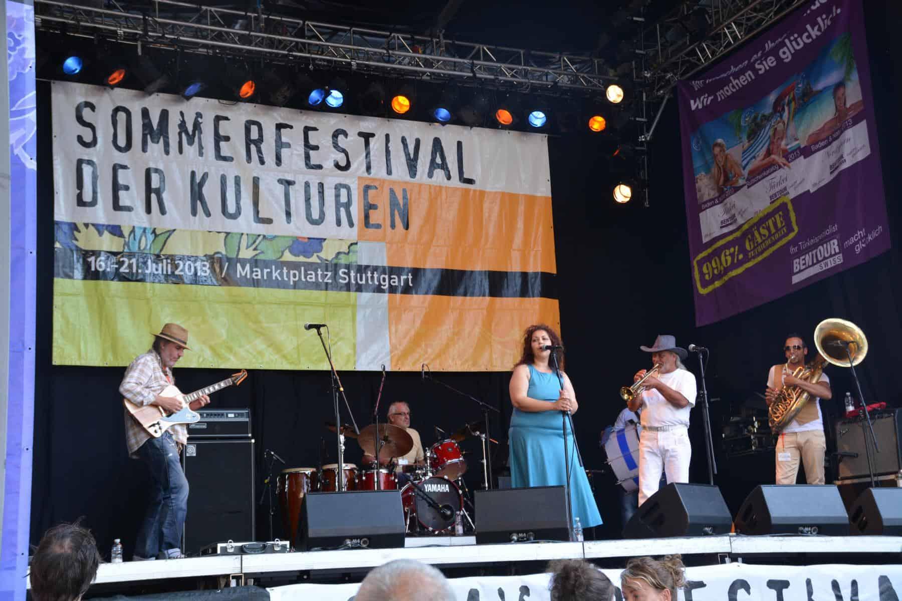 Sommerfestival der Kulturen Stuttgart 2013 – Tag 4: Ärger über mich selbst