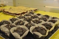 Muffins beim Barcamp Düsseldorf