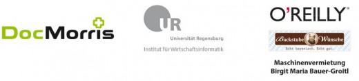 Sponsoren des Barcamps Regensburg 2013