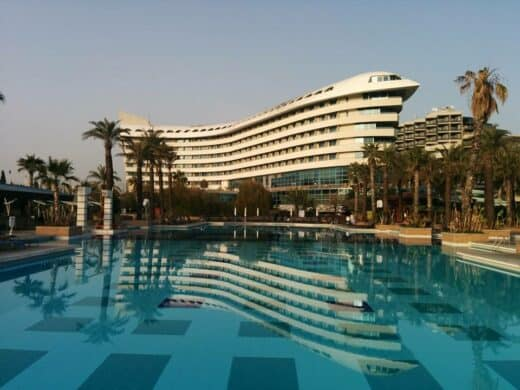 Hotel Condorde de Luxe in Lara (Türkei)