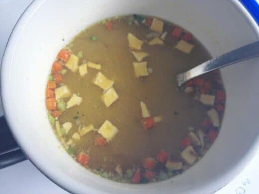 Suppen-Pause Gemüse-Lust