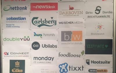Sponsoren des Barcamp Hamburg 2015