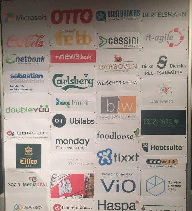 Auch das Barcamp Hamburg wurde von aktuellen Ereignissen überschattet