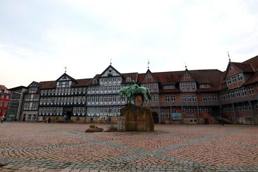 Rathaus am Stadtmarkt Wolfenbüttel