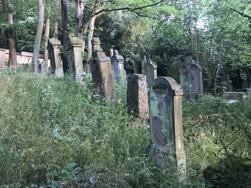 Jüdischer Friedhof in Bingen
