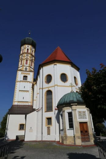 St. Martin Kirche in Marktoberdorf