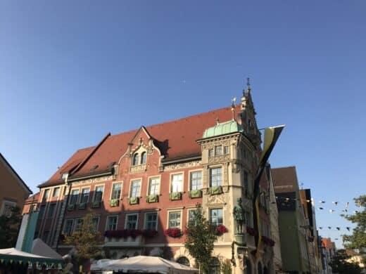 Rathaus Mindelheim