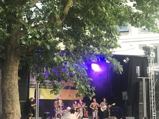 Sommerfestival der Kulturen in Stuttgart 2018