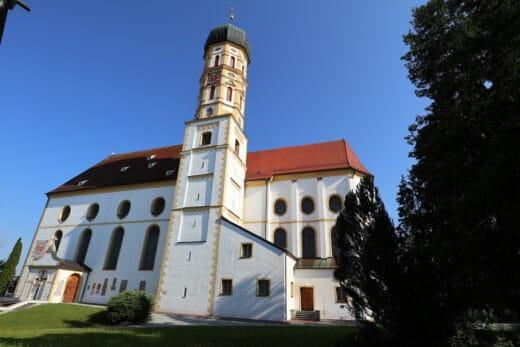 St. Martin Kirche Marktoberdorf