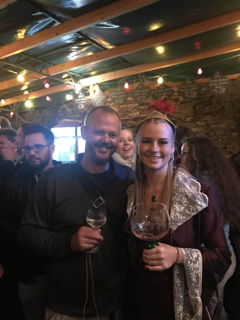 Die Weinhex von Oberwesel und ich