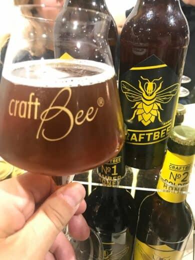 Bee Nr. 1 - auch lecker mit etwas Honig...