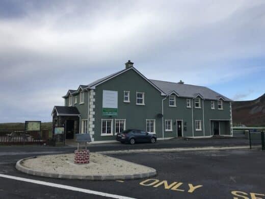 Ferienhaus in Glencolmcille