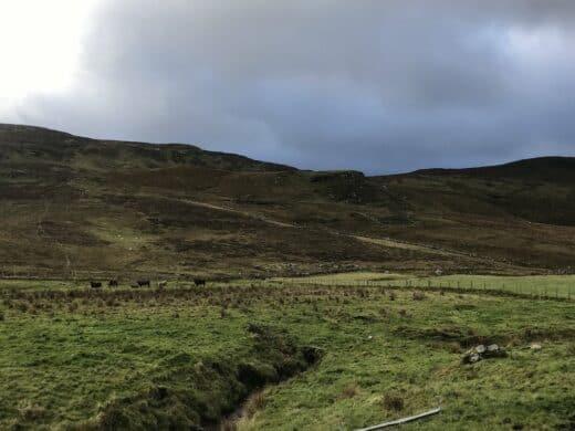 Tolle Landschaft nahe Glencolmcille