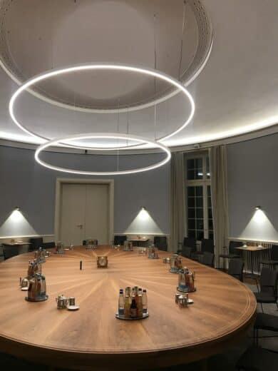 Im Staatsministerium Stuttgart zu Gast..