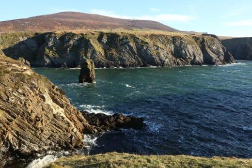 An der Küste in Donegal bei Malin Beg