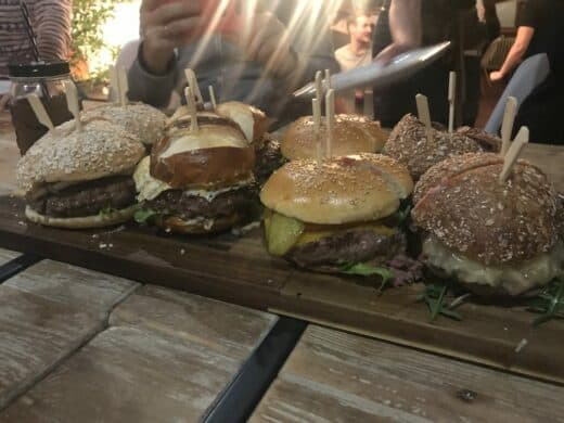 Burger Varianten im grill.by Benjamin Hehn in Schornbach