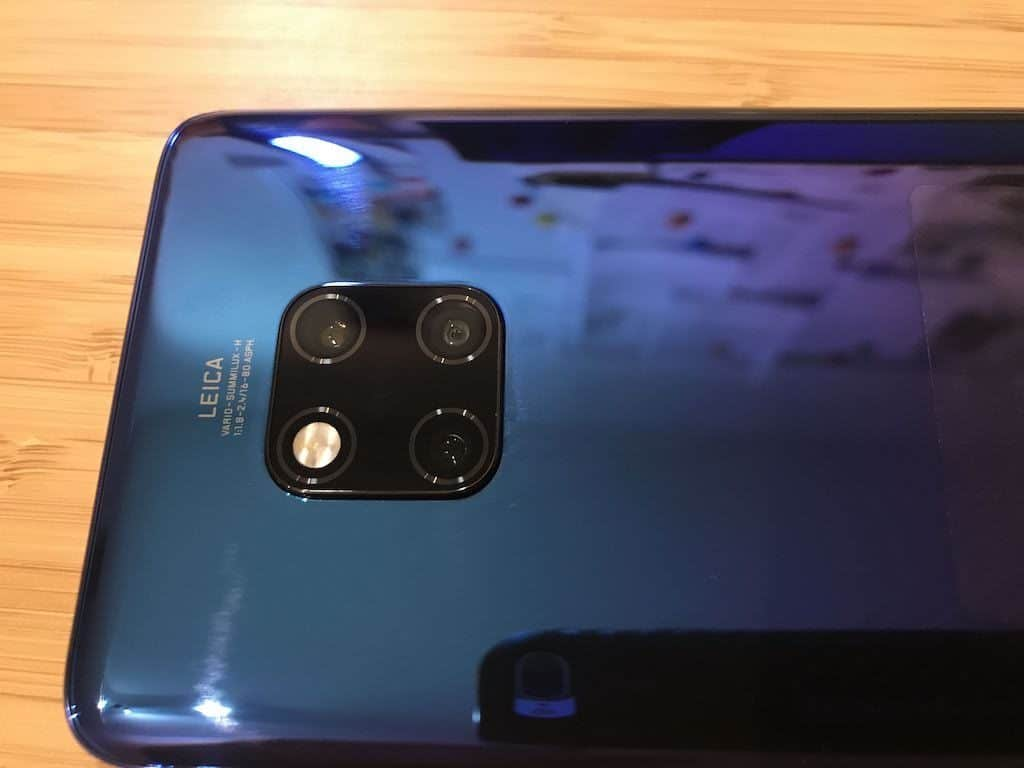 Mein neues Huawei Mate 20 pro