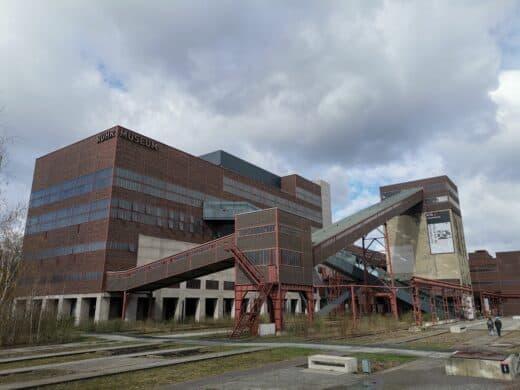 Das Ruhr Museum im Weltkulturerbe Zeche Zollverein in essen