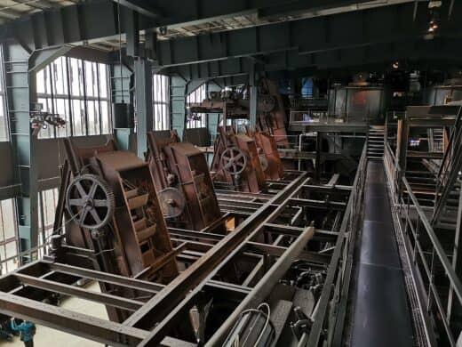 Ein Blick ins Ruhr Museum