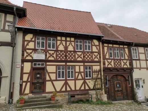 Fachwerkhaus in Königsberg