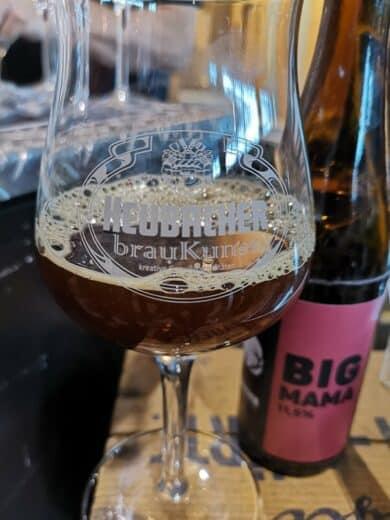 Big Mama Bier von Heubacher - sehr lecker