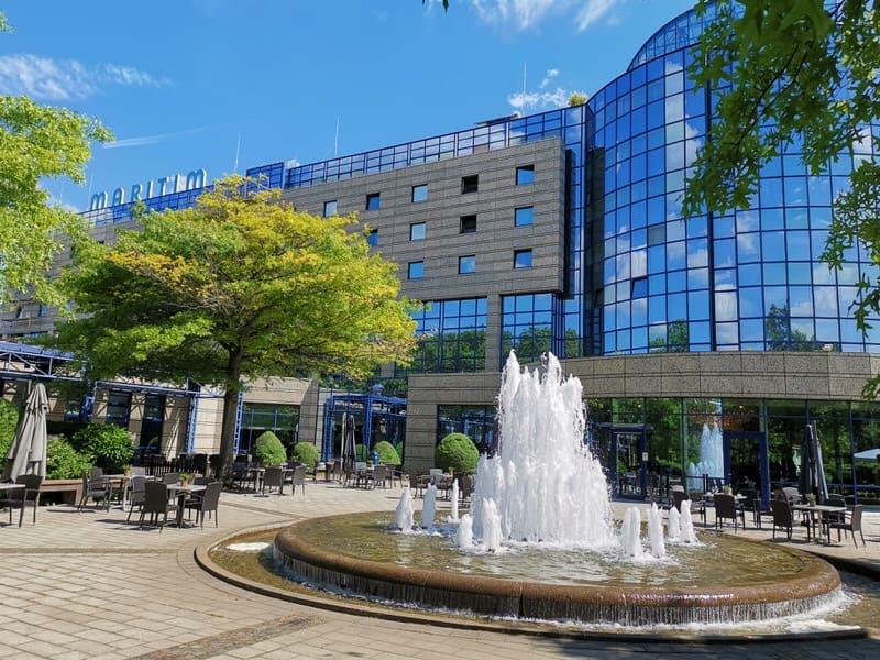 Maritim Hotel Bonn von außen