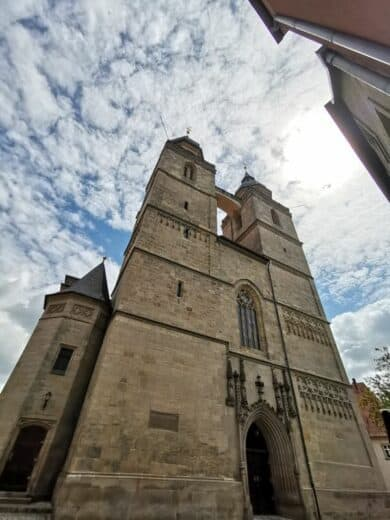 Die Stadtkirche Bayreuth Heilig Dreifaltigkeit