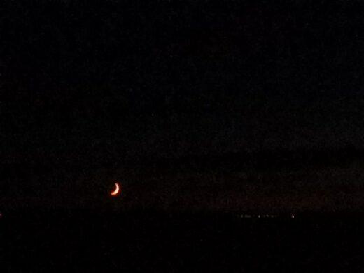 Blutroter Mond
