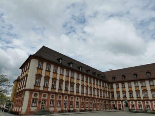 Finanzamt Bayreuth - das Alte Schloß