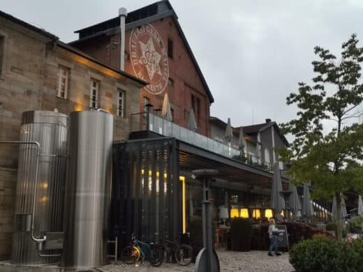 Das Liebesbier in Bayreuth