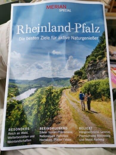 Rheinland-Pfalz im Merian Special - toll, wie unterschiedlich, aber immer schön es in diesem Bundesland ist